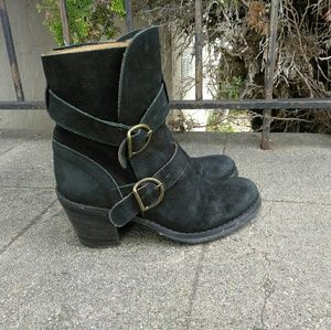 Fiorentini + Baker Shoes - Fiorentini + Baker Suede Eternity Boots